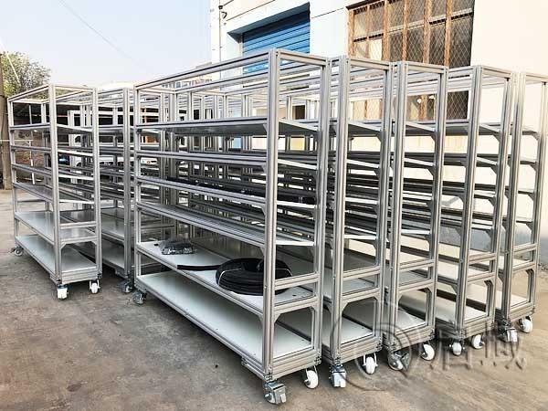 铝型材仓库货架