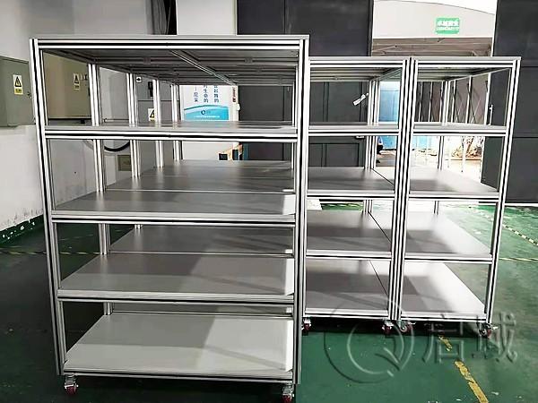 工业铝型材货架