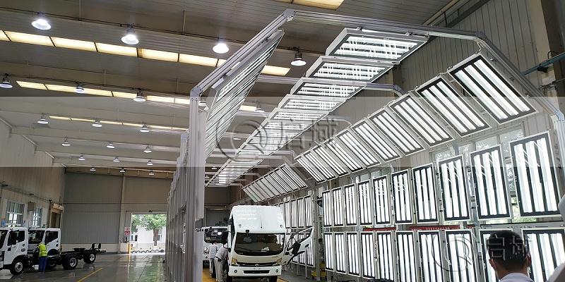 工业铝型材检测线