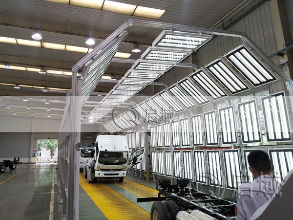 汽车铝型材检测线
