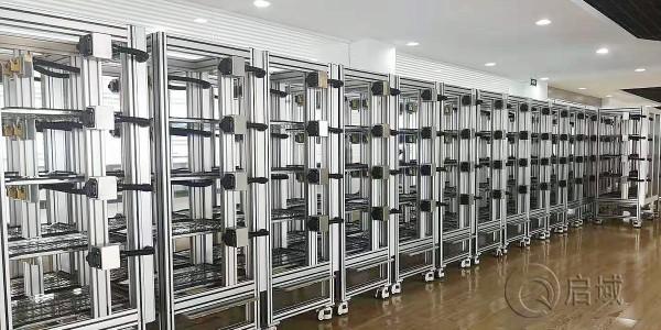 工业铝型材机架案例