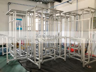 铝型材工作台架子