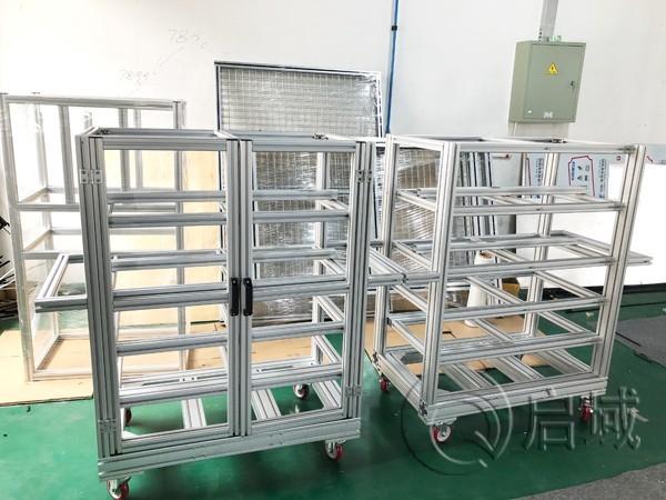 铝型材移动物料车