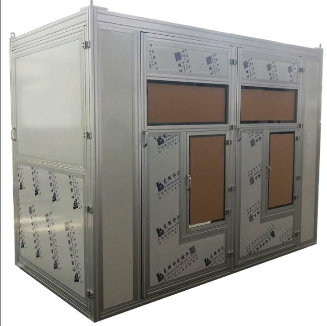 铝型材空调房机架