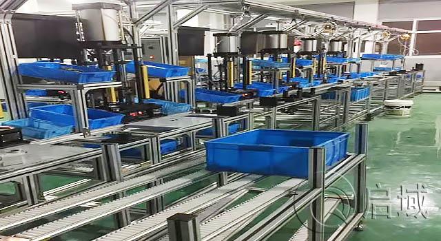 工厂流水线工作台