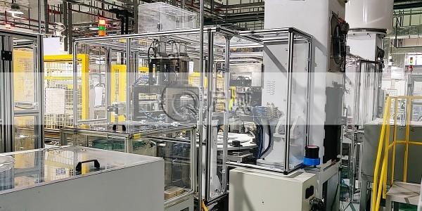 铝型材设备防护罩案例-上海启域