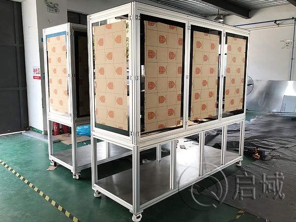 铝型材设备机架框架