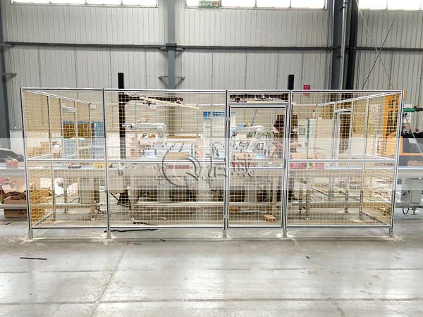 铝型材防护栏