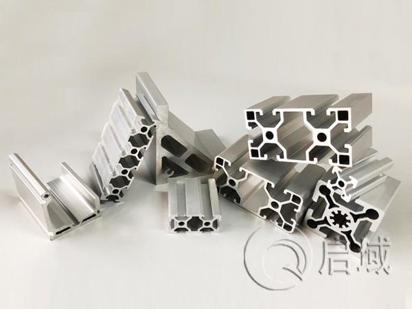 工业铝型材样段