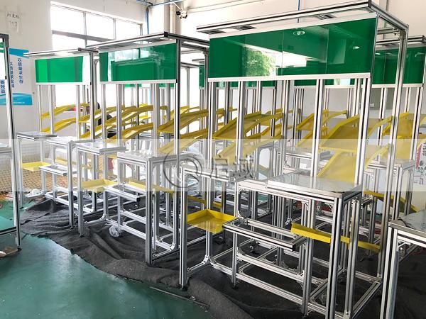 电焊机铝型材工作台