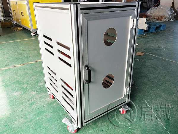 铝型材钣金件机箱