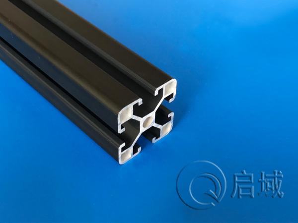 黑色铝型材QY-8-4040B
