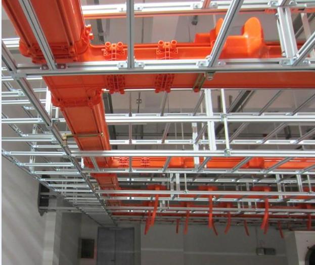 铝型材吊顶走线架