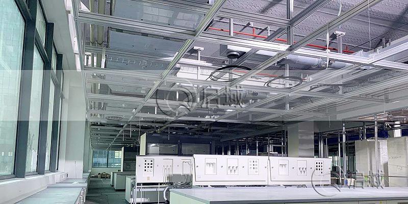 室内铝型材走线架