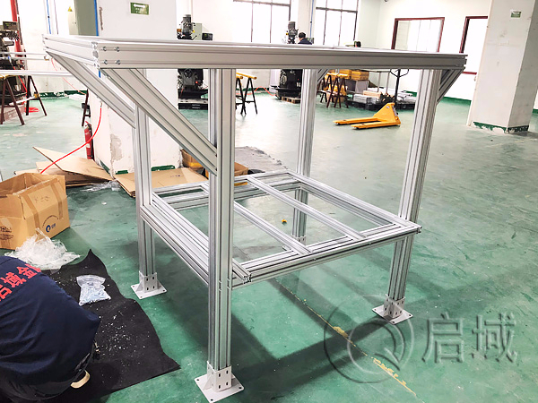 铝型材机架框架