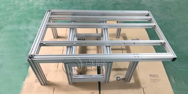 工业铝型材架子