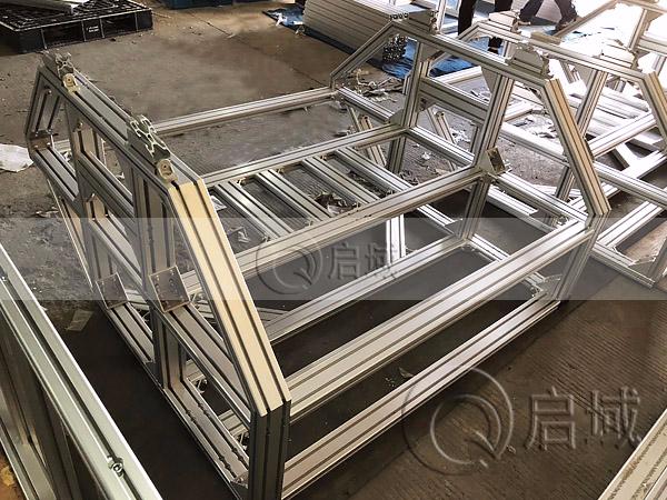 设备铝型材机架