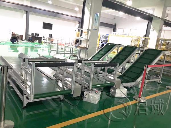 工业铝型材输送线