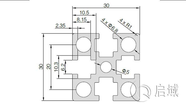 QY-6-3030G图纸