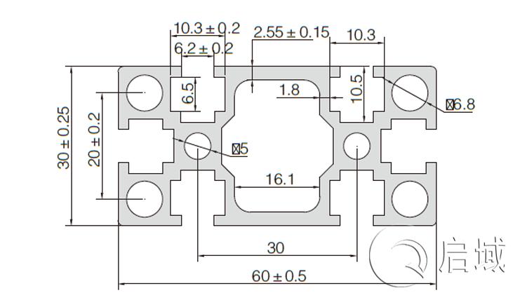 QY-6-3060G图纸