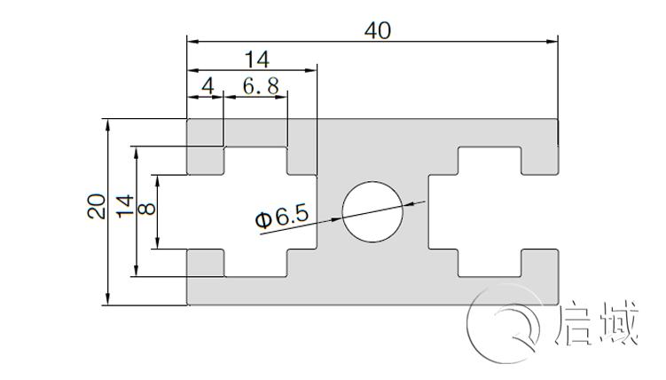 QY-8-2040G图纸