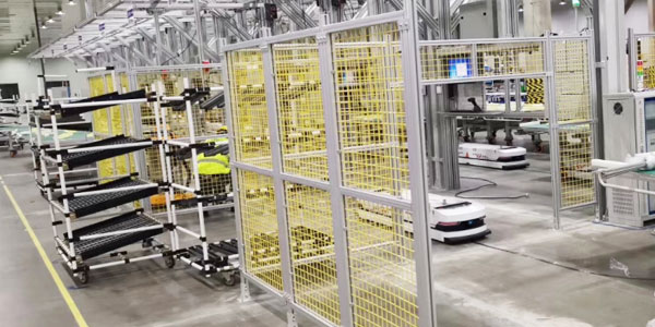 工业铝型材机架的稳定性很重要