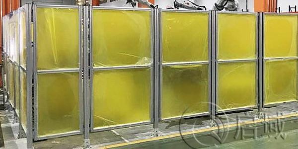 用于工厂车间的工业铝型材有哪些?