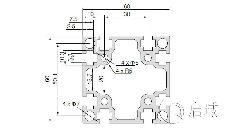 QY-6-6060G图纸