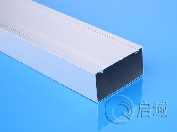 铝型材QY-4080线槽铝型材