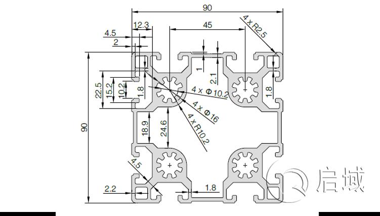 QY-10-9090图纸