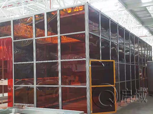 大型设备防护罩
