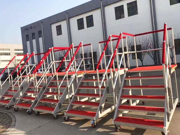 铝型材登高梯