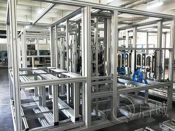 工业设备铝合金型材框架