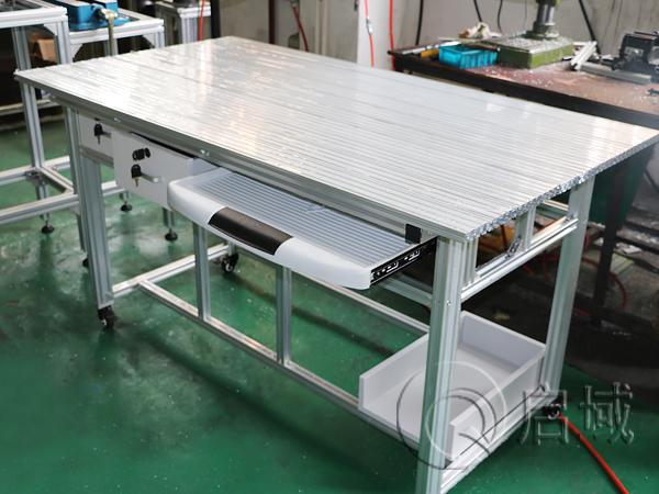 铝合金型材办公桌