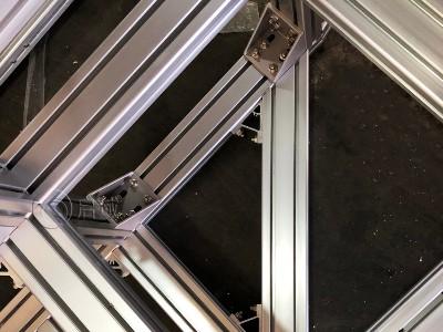 工业铝型材连接方式汇总!