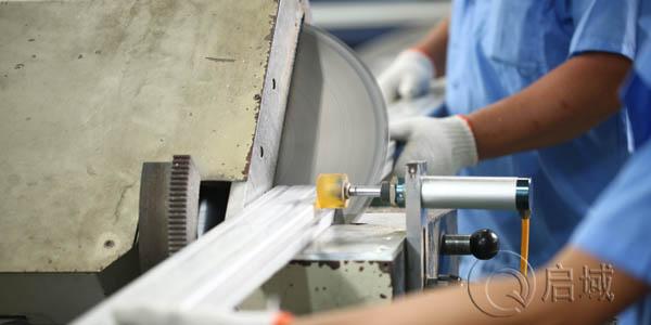 工业型铝材锯切