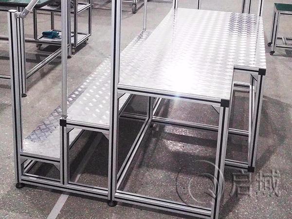 工业铝型材登高梯