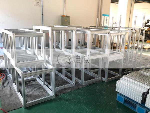 40铝型材框架