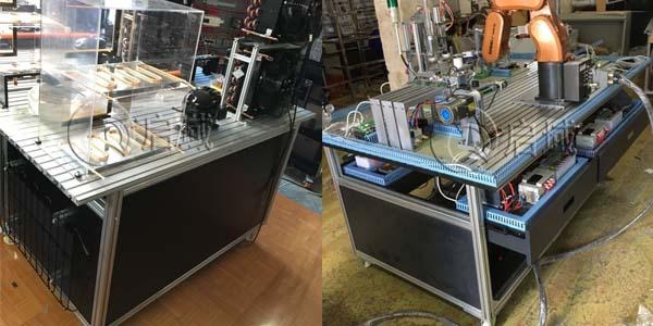 雕刻机铝型材工作台