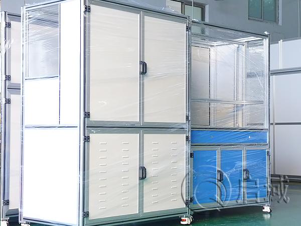 铝合金型材机柜