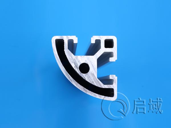 圆弧工业铝型材4040R
