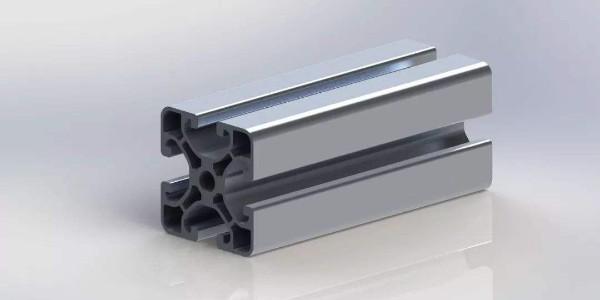 工业铝型材精加工