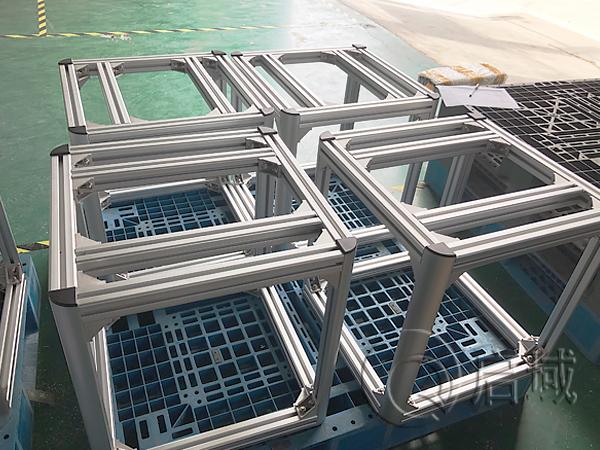 工业铝合金型材框架