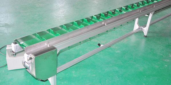 工业铝型材皮带输送线可以有哪几种样式的