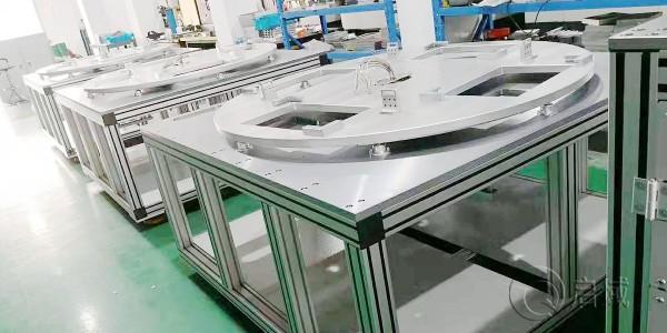 设备铝型材机架案例