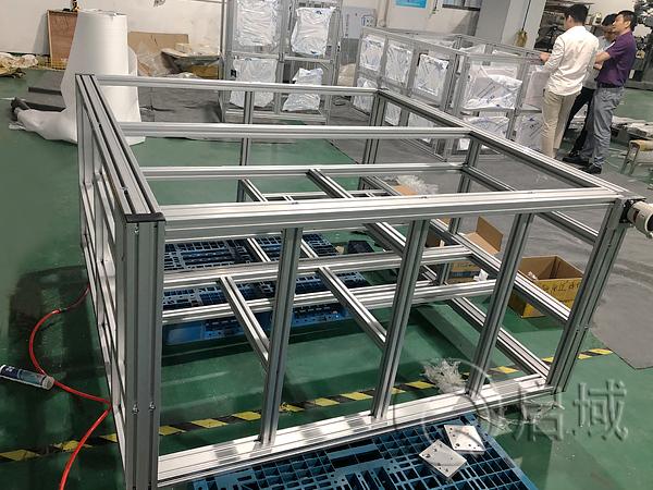 设备铝材框架