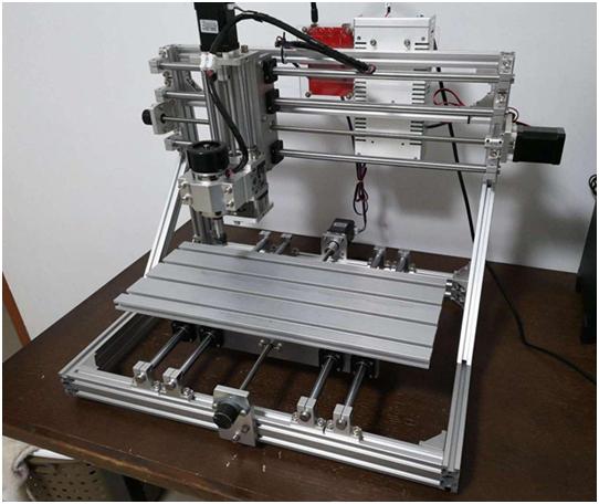 工业铝型材雕刻机