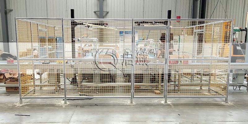 车间铝型材安全围栏