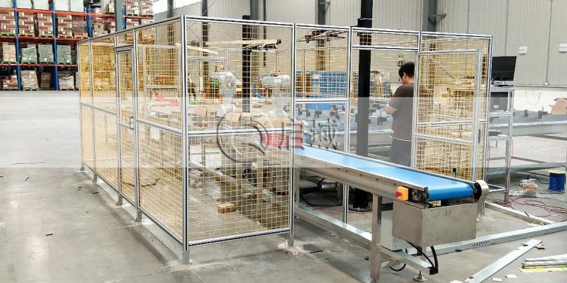 机器人工业围栏