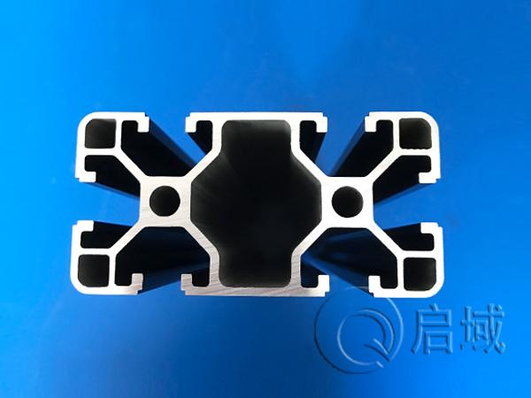 黑色工业铝型材4080A
